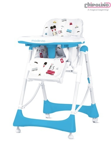 Chipolino Mama Sandalyesi&Aparatları Renkli